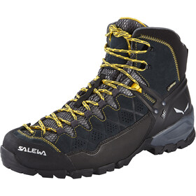 SALEWA Alp Trainer Mid GTX Chaussures Homme, carbon/ringlo